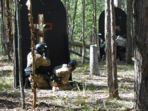 Delta Force Paintball Appin Resident Evil